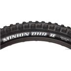 """Maxxis Minion DHR II Tire 26 x 2.4"""" Triple Compound Wire"""