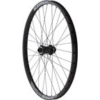 Quality Wheels DH Disc Front Wheel SupraD Zee 32h / 20mm / DT Competition All Black