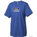 Problem Solvers Men's Future Shop Rag T-Shirt: Blue; XL
