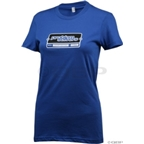 Problem Solvers Women's Future Shop Rag T-Shirt: Blue; MD