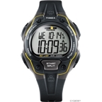 Timex Ironman 50-Lap Sport Watch: TRD; Black/Yellow