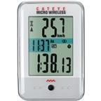 CatEye Micro Wireless Cycling Computer CC-MC200W: White
