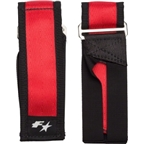 Fyxation Gates Pedal Straps Red