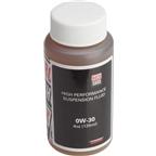 RockShox Pike Suspension Oil 0-W30 120ml Bottle