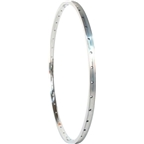 Velo Orange Diagonale 650b 36 Hole Rim Polished Silver Alloy