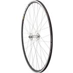 Quality Wheels Track Front Wheel 700c 32h Surly Black / Mavic CXP33 Black / DT Competition Silver