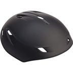 Lazer Color Chic Helmet Shell for Mozo and Tempted Helmets: Black~ SM