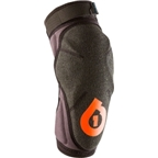SixSixOne EVO Elbow Pad: Black