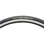 Continental Ultra Sport II Tire 700 x 23 Black Folding Bead