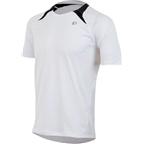 Pearl Izumi Fly Short Sleeve Top: White