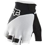 Fox Racing Reflex Gel Short-Finger Glove: White