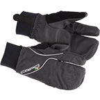 Capo Innesco OD Long Finger Glove Black