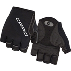 Capo Pursuit Short Finger Glove Black