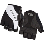Capo Pursuit Short Finger Glove White