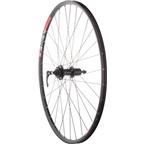 "Quality Wheels Mountain Disc Rear Wheel 29"" SRAM 406 6-bolt / WTB SpeedDisc Black"