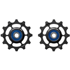CeramicSpeed Pulley Wheels, Sram 1-11 for XX1/X01 Black