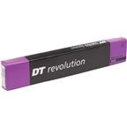 DT Swiss Revolution 2.0/1.5  272mm Black Spokes  Box of 72