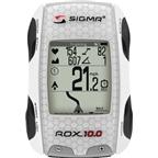 Sigma ROX 10.0 GPS Cycling Computer: White