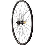 "Quality Wheels Rear Wheel Mountain Disc 27.5"" 142mm x 12mm WTB KOM / Hope Pro2 / DT Competition All Black"