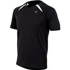 Pearl Izumi Men's Fly Short Sleeve Running Top: Black