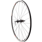 Quality Wheels Road Rear Wheel 700c Shimano Dura-Ace 9000 / NoTubes Alpha 340 Blk 724g