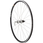 Quality Wheels Road Rear Wheel 700c 28h DT 240s / HED Belgium / DT Aerolite All Black