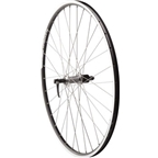 Quality Wheels Road Rear Wheel 700c Shimano Deore M610 / Alex ACE19 Silver