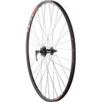 "Quality Wheels Mountain Disc Front Wheel 29"" SRAM 406 6-bolt / WTB SpeedDisc Black"