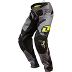 ONE Industries Youth Atom Pant: Camoto Black/Gray
