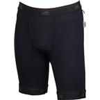 ZOIC Premium Short Liner: Black
