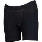ZOIC Women's Premium Short Liner: Black
