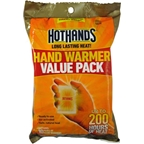 HeatMax Hot Hands Hand Warmers: 10 Pairs