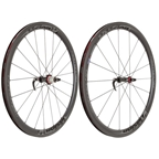 Vision Metron 40 Clincher Wheelset 700c (S 9-11) Black