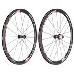 Vision Metron 40 Clincher Wheelset, 700c (S 9-11) Red