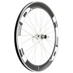 HED Wheels Jet 6 + FR 700c Rear Wheel Shimano 10-11 Speed Black