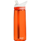 CamelBak eddy Water Bottle: 0.75 Liter Lava