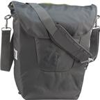 Detours Fremonster Flap Pannier Bag: Gray