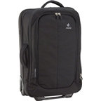 Dueter Grant Flight Backpack: Black