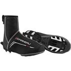 Louis Garneau Bimax Shoe Cover: Black