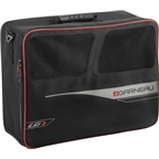Louis Garneau Cycling Gear Adjustable Bag: Black One Size