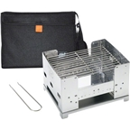 Esbit Foldable BBQ Charcoal Grill