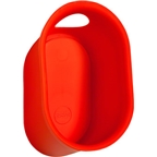 Cycloc Loop Wall Mounted Bike Accessory Storage:Popsicle Orange