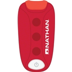 Nathan L.E.D. Safety Strobe Light: Red