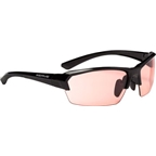 Optic Nerve Exilis Photomatic Sunglasses: Shiny Black
