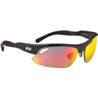 Optic Nerve Neurotoxin 2.0 Performance IC Premium Sunglasses: Carbon Gray