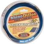 Rhinodillos Tire Liner: 700 x 38-42 Blue Pair