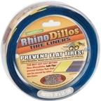 "Rhinodillos Tire Liner: 26 x 1.5-1.95"" Silver Pair"