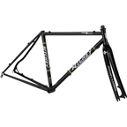 Ritchey SwissCross Cyclocross Frame Set - Black