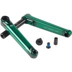 Eclat Aeon 2-piece Crankset 22mm 175mm RHD/LHD No Bottom Bracket Translucent