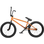 "2015 Flybikes Neutron 20.6"" Top Tube Complete Bike Flat Burnt Orange Left Hand Drive"
